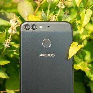 Das Archos Sense 55DC im Test, günstiges Smartphone mit Dual Kamera?