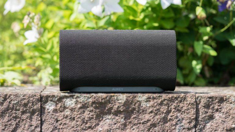 Der AUKEY Eclipse SK-M30 Bluetooth Lautsprecher mit 20W im Test