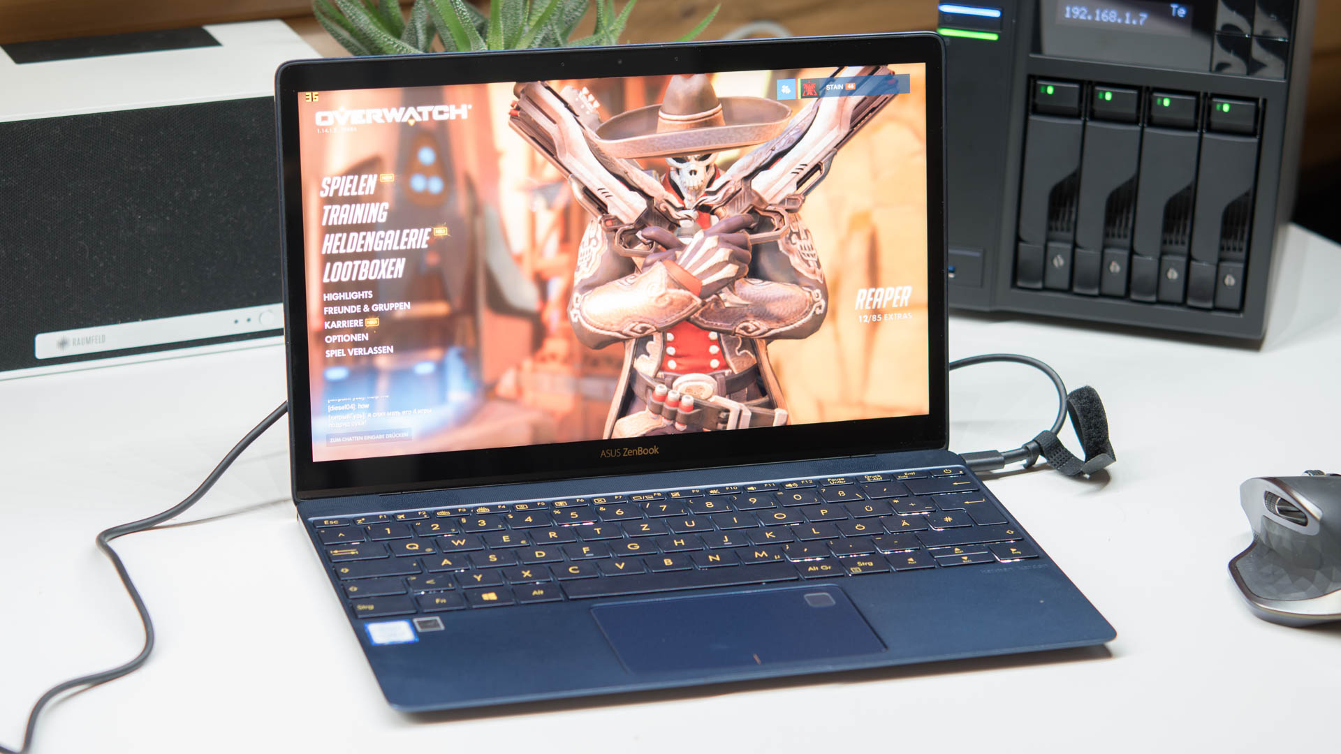 Gaming auf einem Ultrabook? Wie Leistungsstrak ist die Intel