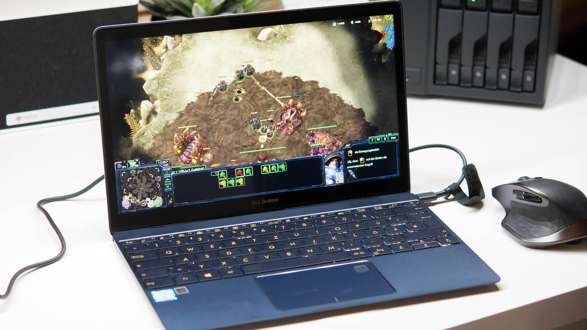 Gaming auf einem Ultrabook? Wie Leistungsstrak ist die Intel HD