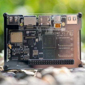 Khadas VIM2 Max im Test, leistungsstarke Open Source Android TV Box! (Mit der Option für Ubuntu, GPIO Pins usw.)