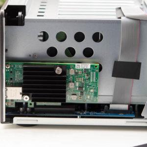 Synology DS1817+ und Intel X540-T1 10Gbit LAN Karte