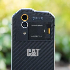 Das CAT S60 im Test, ein spezielles Smartphone für den speziellen Kunden (inklusive Wärmebildkamera)