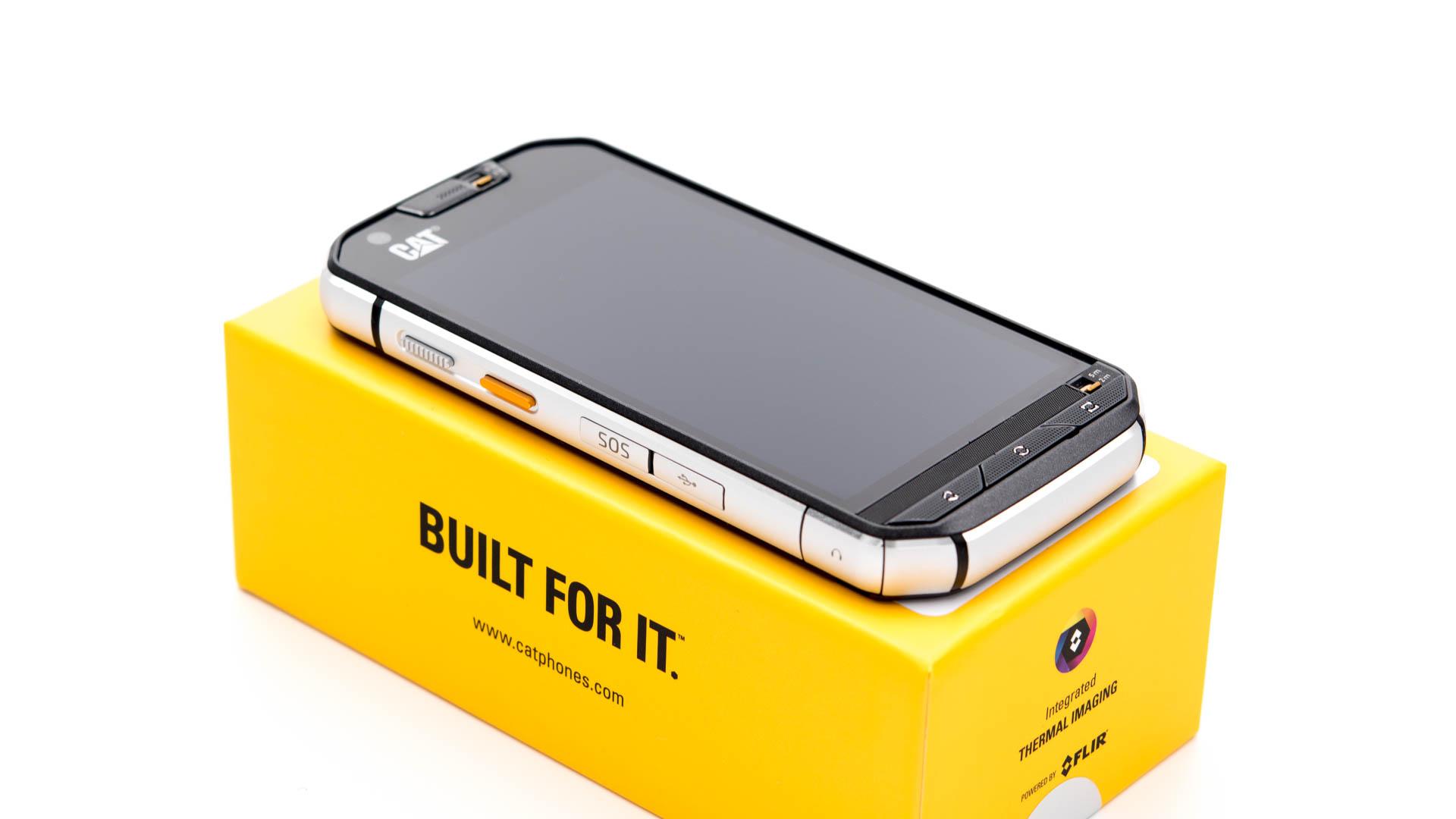 das cat s60 im test ein spezielles smartphone f r den. Black Bedroom Furniture Sets. Home Design Ideas