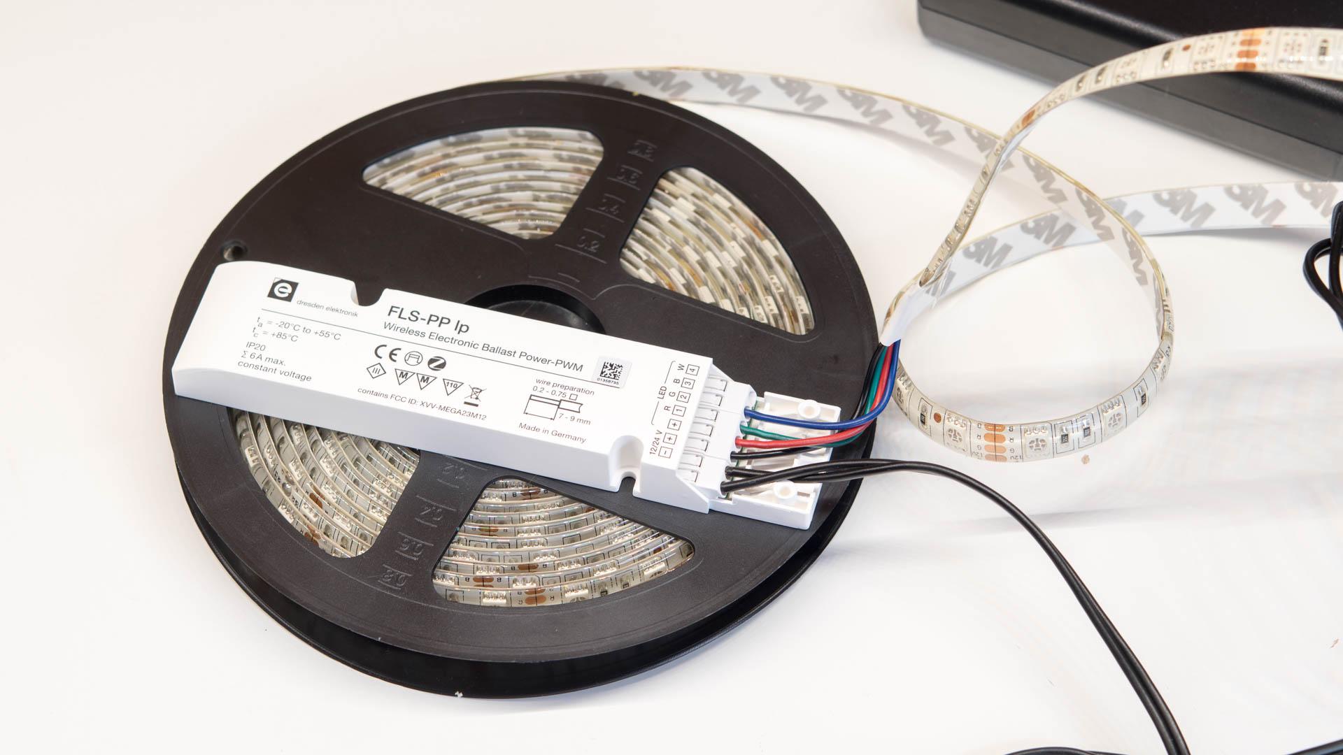 Starten Philips Hue : Einen rgb led streifen nachträglich philips hue kompatibel