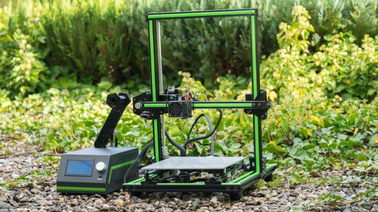 Günstiger 3D Drucker aus Asien im Test, der Anet E10 für 220€