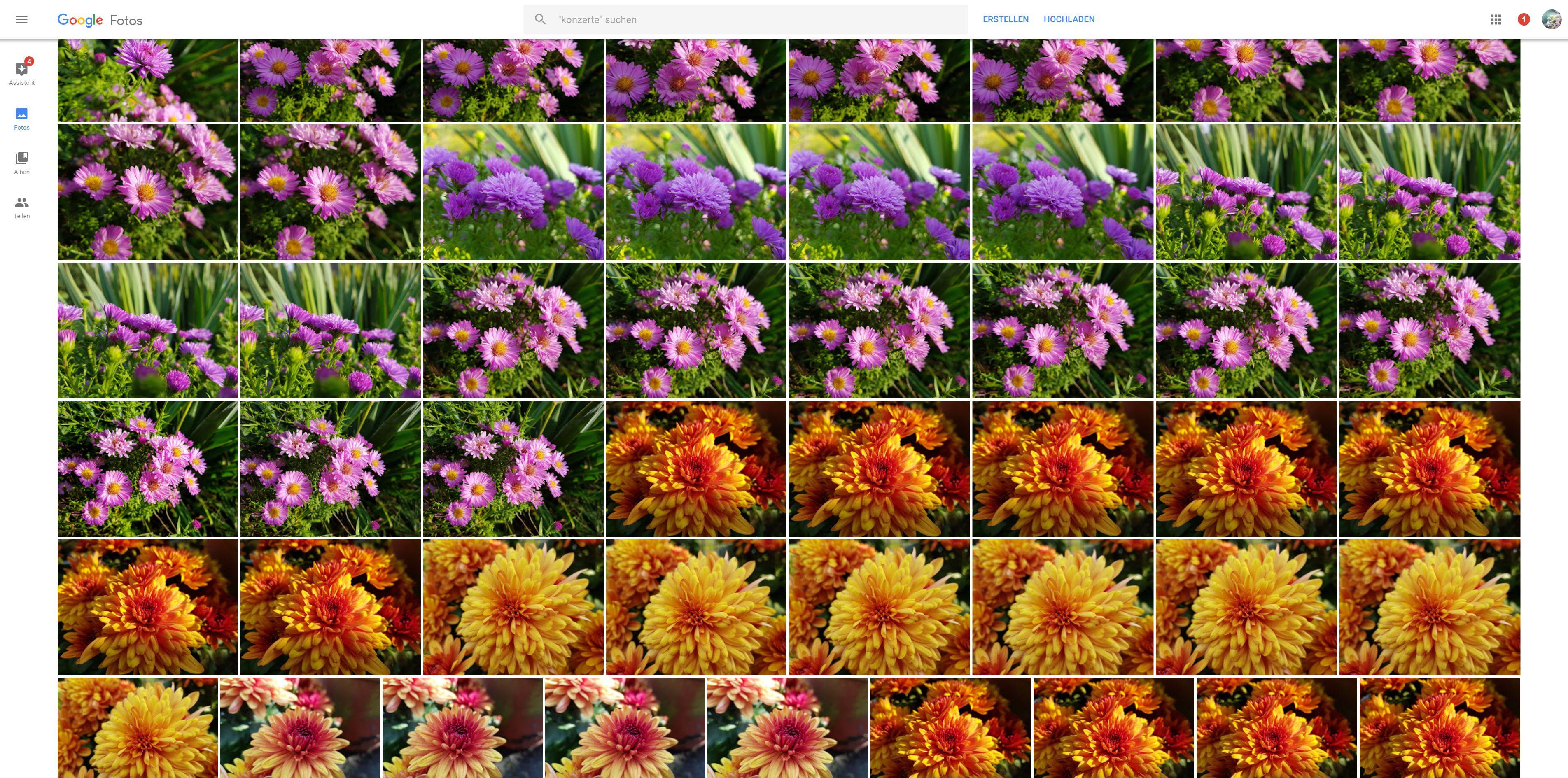 Suchen handy google bilder hochladen Mit einem