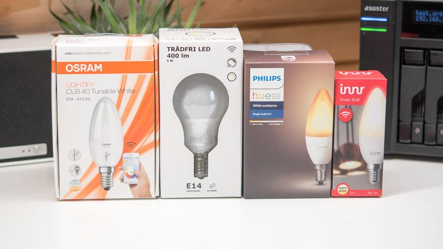 Ikea Spot Lampen : Alternative e14 glühbirnen für das philips hue system im vergleich