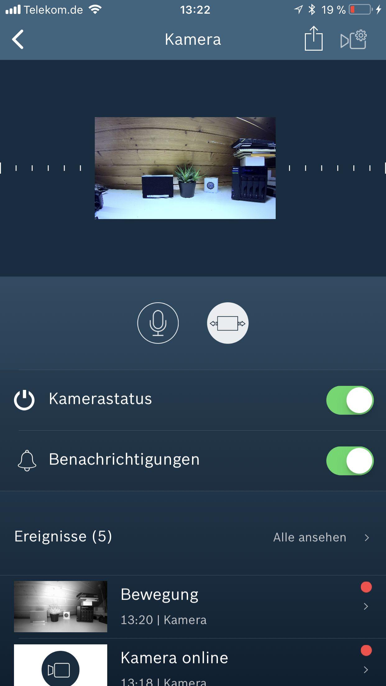 die bosch smart home 360 innenkamera im test techtest. Black Bedroom Furniture Sets. Home Design Ideas