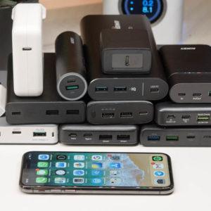 Das Apple iPhone X Schnellladen, welche Ladegeräte und Powerbanks eignen sich und worauf ist zu achten?