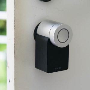 Das Nuki Smart Lock im Test, Bluetooth Haustürschloss mit automatischem Öffnen!