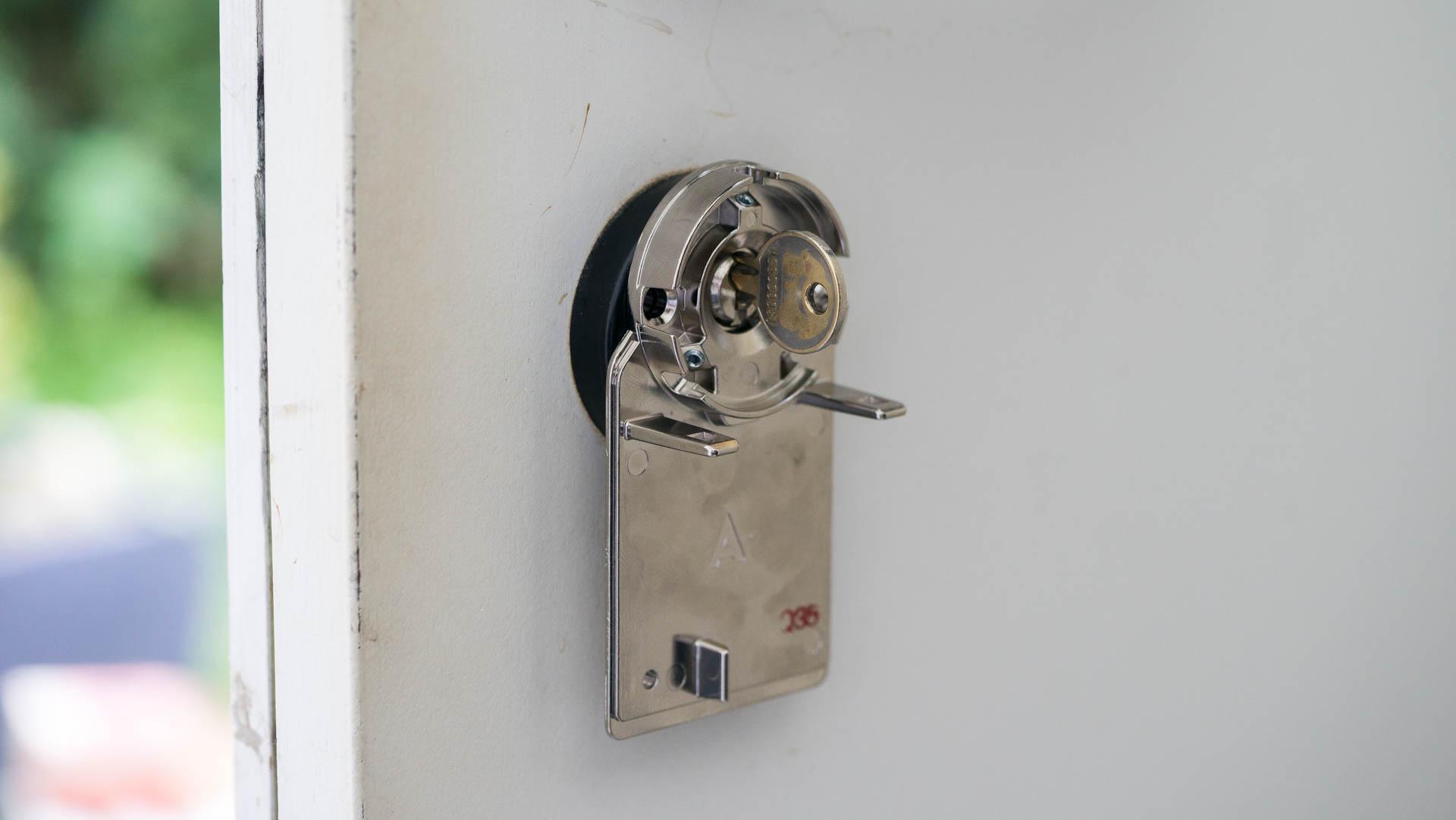 das nuki smart lock im test, bluetooth haustürschloss mit