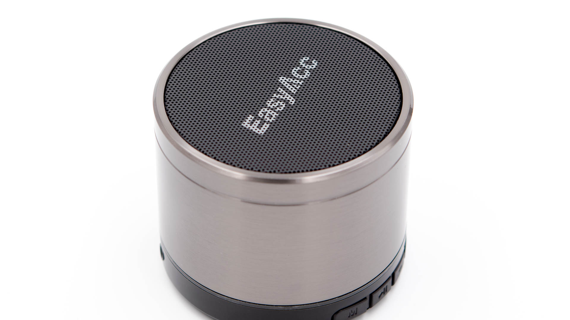 der easyacc mini 2 bluetooth lautsprecher im test mine bluetooth lautsprecher mit fm radio und. Black Bedroom Furniture Sets. Home Design Ideas