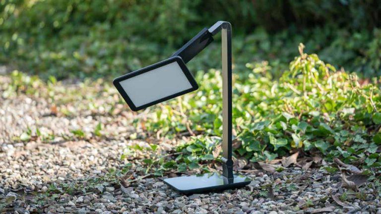 Die AUKEY LT-ST16 10W Schreibtischlampe im Test