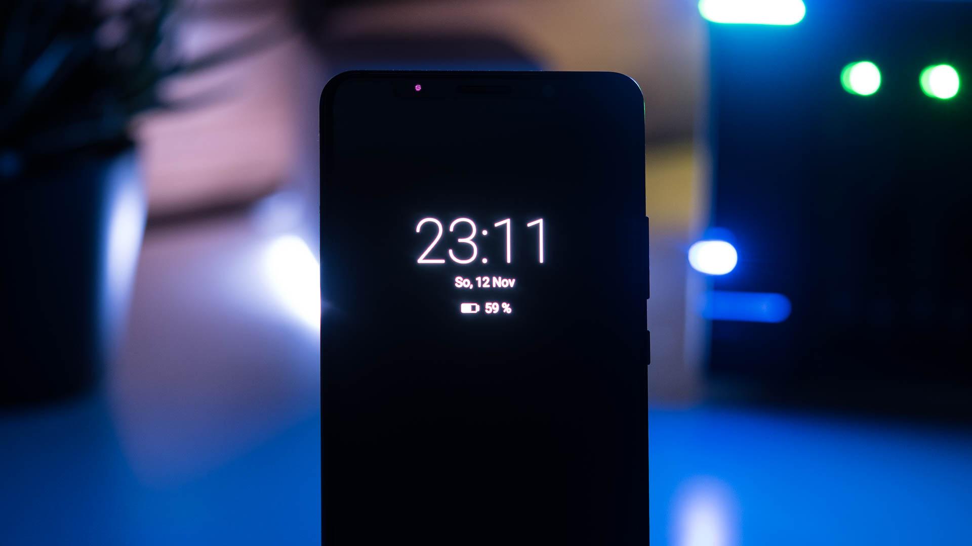 Always On Display Beim Huawei Mate 10 Pro Aktivieren Techtest