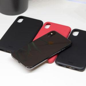 Muss es immer original Zubehör sein? Apple iPhone X Silikon Case vs. Artwizz TPU und Silikon Case