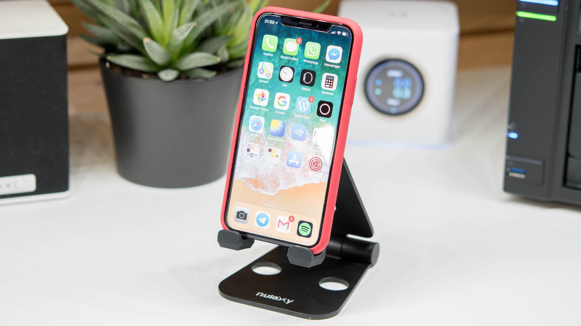 muss es immer original zubeh r sein apple iphone x silikon case vs artwizz tpu und silikon. Black Bedroom Furniture Sets. Home Design Ideas
