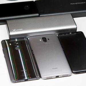 Welche Powerbank kann ein Huawei P10/Mate 9/ Mate 10 schnellladen? Huawei und USB Power Delivery