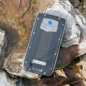 """Das Archos Sense 50X im Test, günstiges und gutes """"Baustellen-Smartphone""""?"""