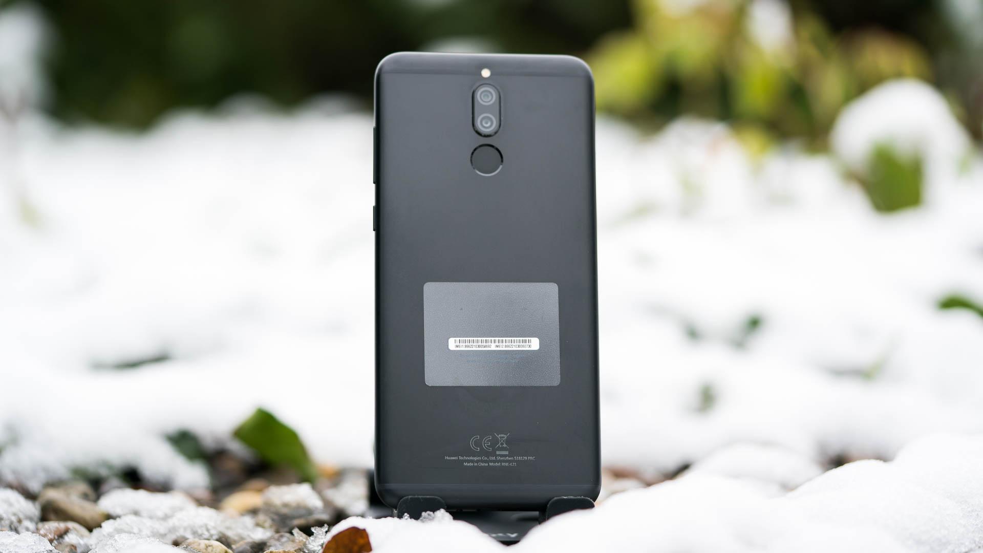 Das Huawei Mate 10 Lite im Test