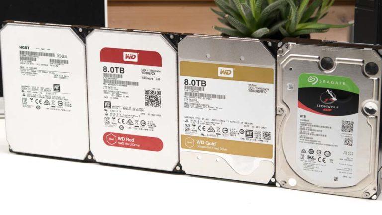 Das beste von Western Digital? Die WD Gold 8TB HDD im Test