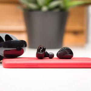 Die Optoma NuForce BE Free8 im Test, die besten vollständig kabellosen Ohrhörer die ich bisher nutzen durfte
