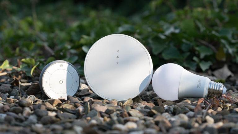 Smarte Beleuchtung von Ikea? Das TRÅDFRI System (Gateway + Lampe) im Test