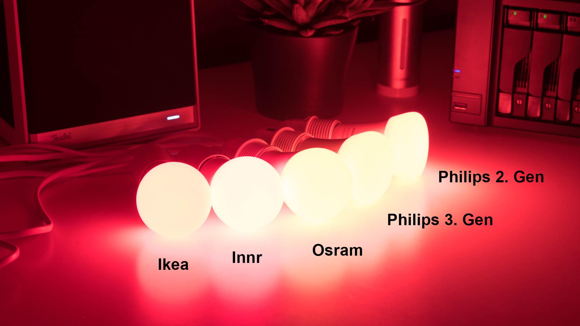 Led Lampen Ikea : Die besten smart home beleuchtungssysteme im vergleich kaufberatung