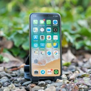Das Apple iPhone X im Test