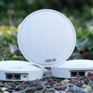 Das Lyra Mini System im Test, Dualband WLAN Mesh von ASUS