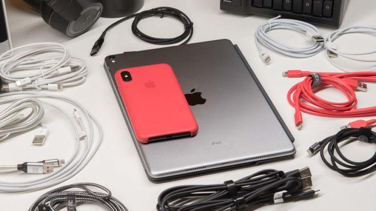 Die besten Apple Lightning Ladekabel 2018 im Test, 15x Ladekabel im Vergleich für das iPad und iPhone