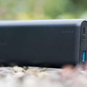 Der Anker PowerCore Speed 20100mAh mit Power Delivery im Test
