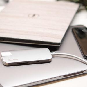 Der QacQoc GN30H USB C HUB im Test