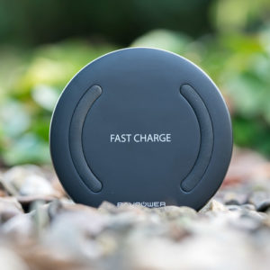 Der RAVPower RP-PC014 Fast Qi Wireless Charger im Test