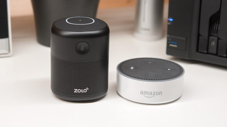 der zolo halo z6000 smart speaker im test g nstig guter. Black Bedroom Furniture Sets. Home Design Ideas