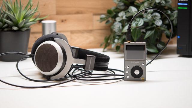 Der dodocool DA106 Hi-Res MP3 Player im Test