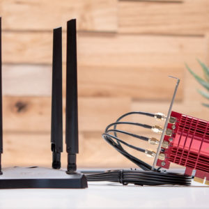 Die ASUS PCE-AC88 im Test, die schnellste WLAN ac Karte auf dem Markt! (2167Mbit)