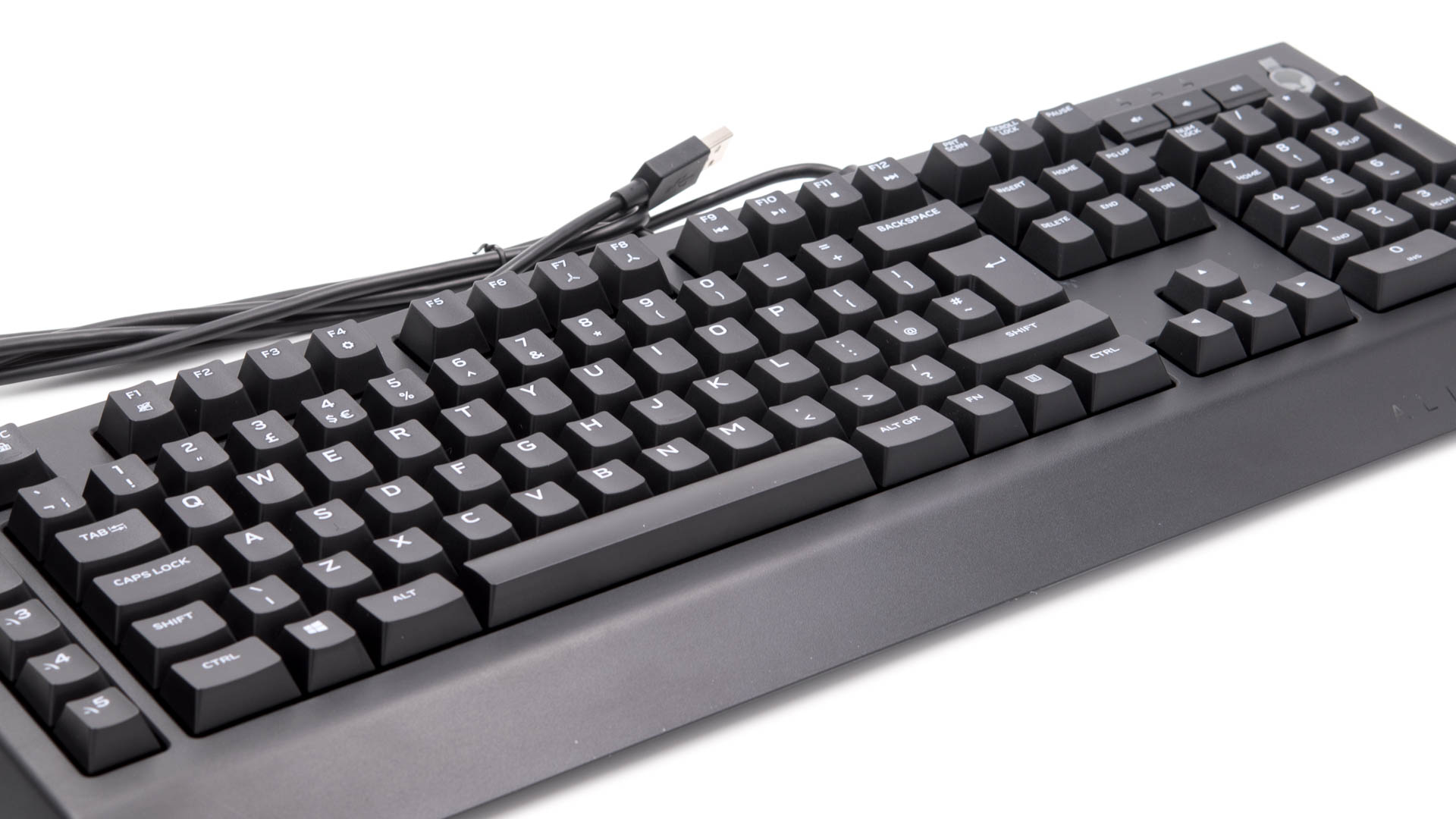 die alienware aw568 gaming tastatur im test techtest. Black Bedroom Furniture Sets. Home Design Ideas