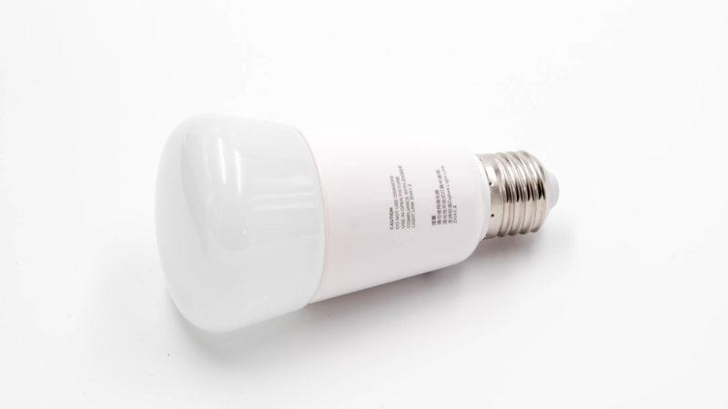 die jiawen e27 9w smart rgb bulb im test philips hue kompatible rgb birne f r 15 techtest. Black Bedroom Furniture Sets. Home Design Ideas