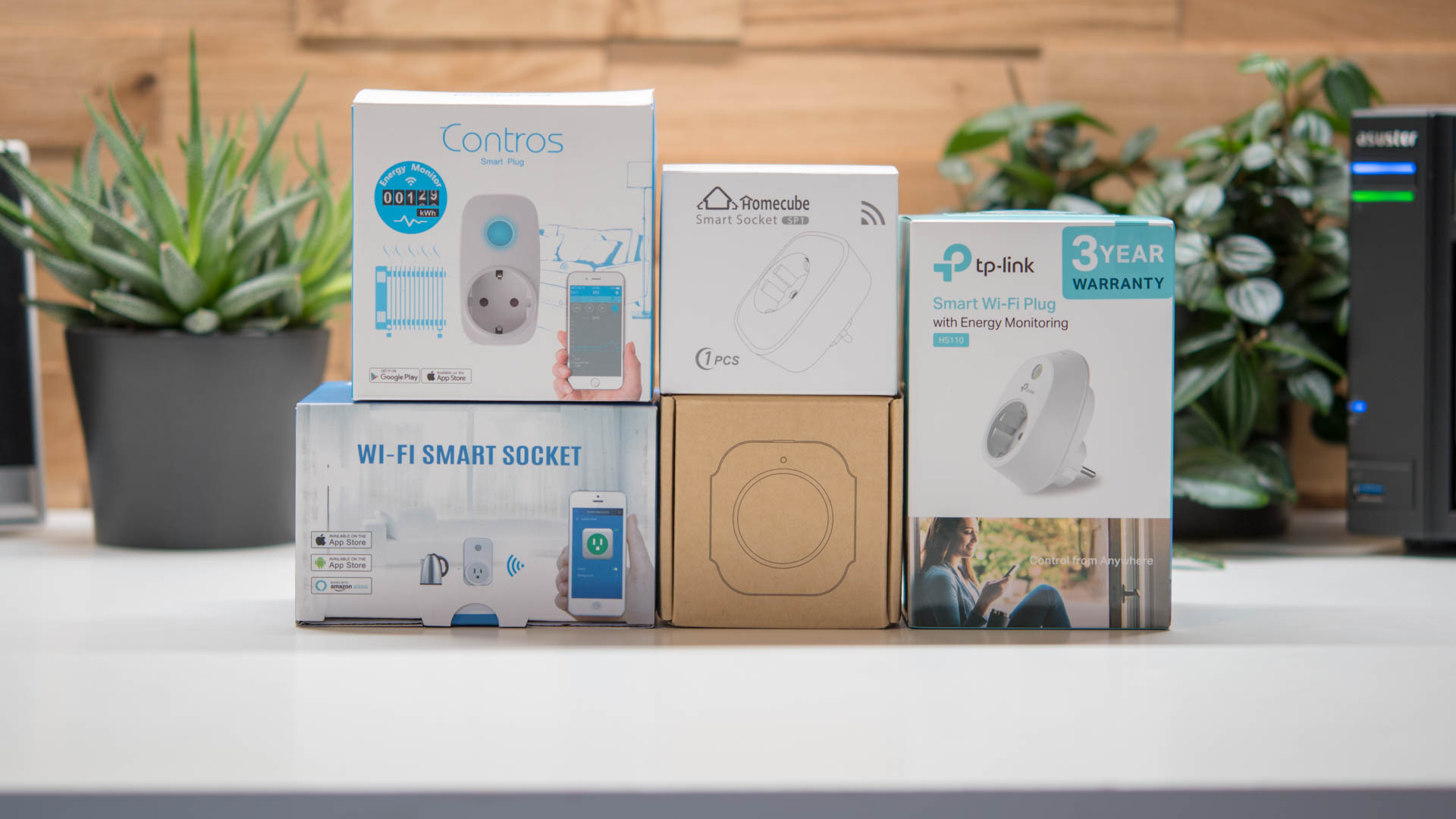 5x smart home steckdosen im test von tp link homecube broadlink meamor und bresuve techtest. Black Bedroom Furniture Sets. Home Design Ideas