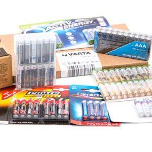 9x AAA Batterien im Vergleich von Aldi, AmazonBasics, Aro, DM, everActive usw.