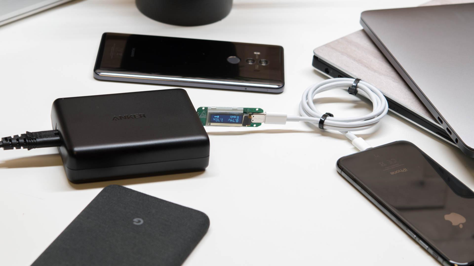 Ladestrom Iphone