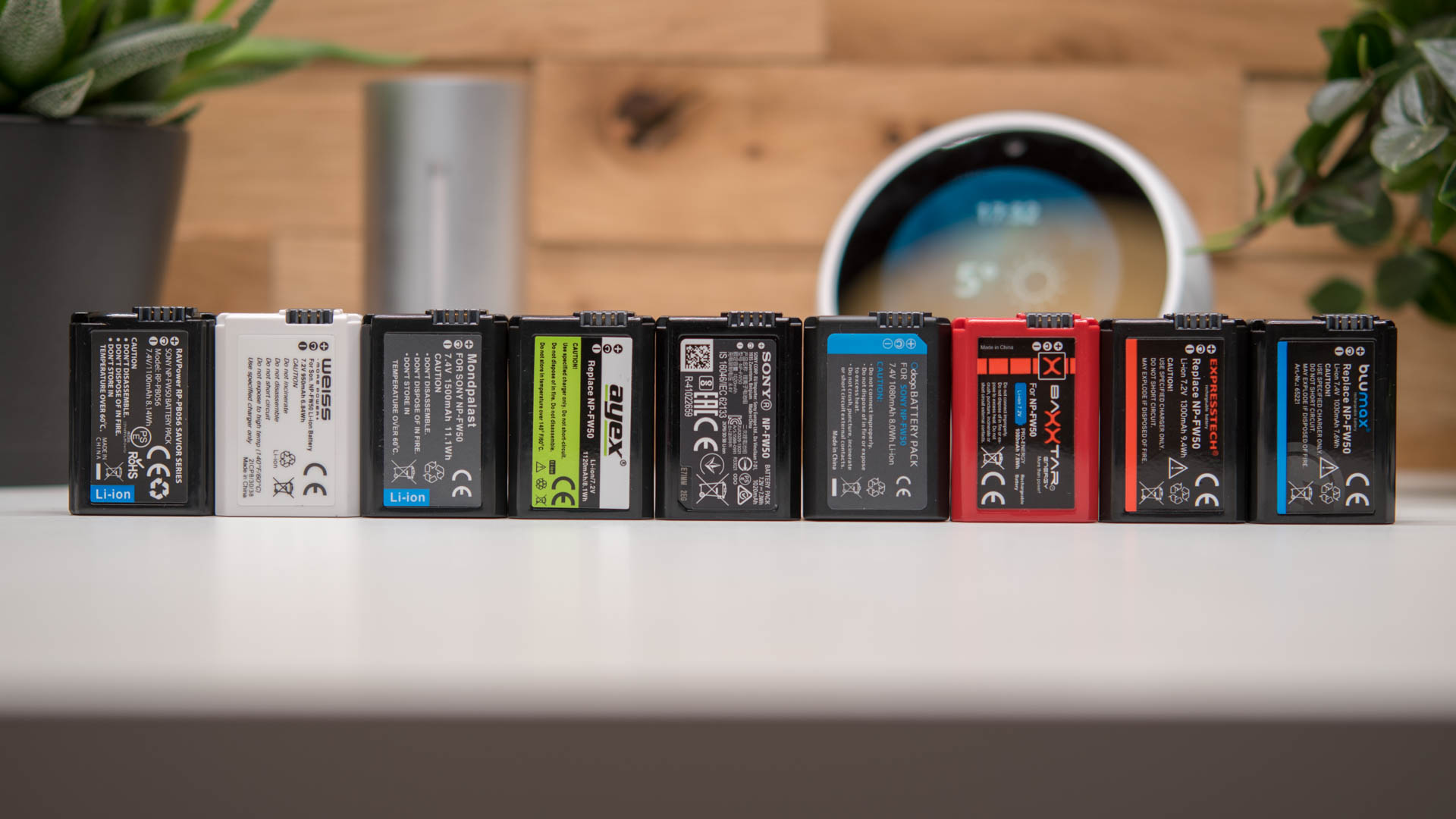 9x np fw50 akkus f r sony kameras im vergleich welcher ist der beste akku f r eine sony kamera. Black Bedroom Furniture Sets. Home Design Ideas