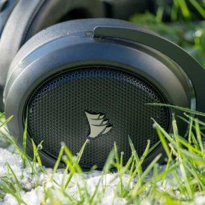 Das Corsair HS50 Headset im Test, einfach, schlicht, günstig und gut!