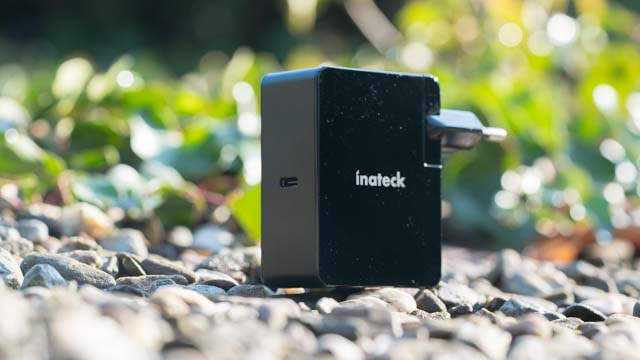 Das Inateck UCC1003 60W USB C PD-Ladegerät im Test