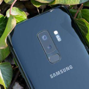 Das Samsung Galaxy S9+ im Test, gut aber dennoch enttäuschend schwach