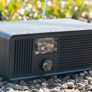 Das Sky Vision DAB 70 IR Radio im Test (DAB+, FM und Webradio)