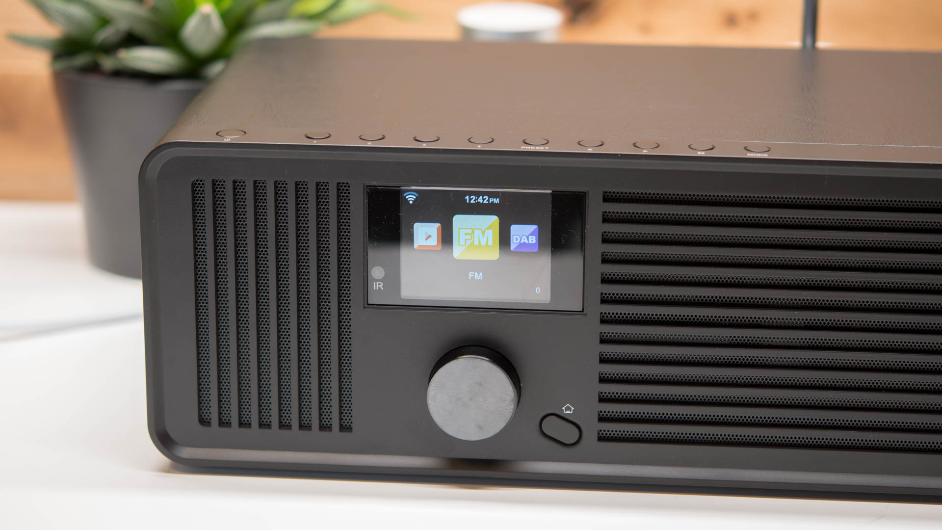 das sky vision dab 70 ir radio im test dab fm und. Black Bedroom Furniture Sets. Home Design Ideas