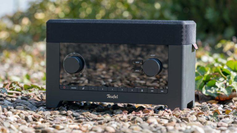 Das Teufel 3Sixty Radio im Test, das Moderne Radio! (empfangsstarkes DAB Radio, Webradio, Bluetooth usw.)