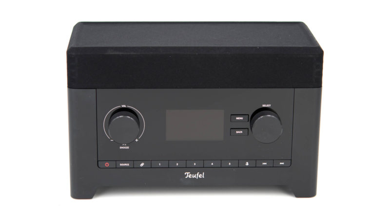 das teufel 3sixty radio im test das moderne radio. Black Bedroom Furniture Sets. Home Design Ideas